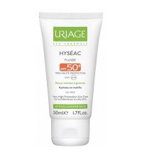 URIAGE HYSEAC SPF 50 PLUS PEAUX GRASSE