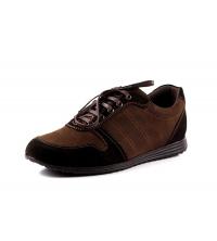 SEVIL: Chaussure Homme Marron