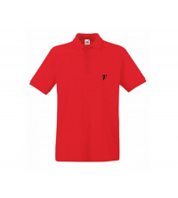 FRUIT OF THE LOOM: FRUIT OF THE LOOM POLO ROUGE