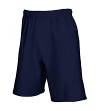 FRUIT OF THE LOOM: FRUIT OF THE LOOM SHORT BLEU MARINE