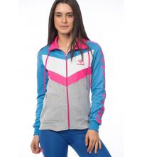 HUMMEL: Pearl zip jacket ss16