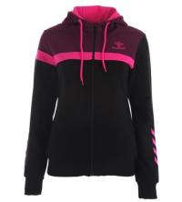 HUMMEL: Olivia zip hoodie