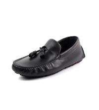 SEVIL: Chaussure Homme Noir