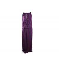 Robe longue Violet