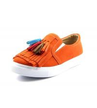 BAZEL: Basket femme Orange