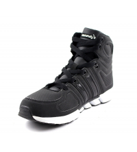OWUNDY'S: Basket Homme Noir et Blanc