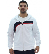 BMW HOODED SWEAT JACKET