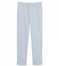 VICOMTE A: Pantalon chino bleu clair