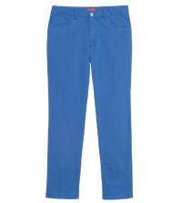 VICOMTE A: Pantalon ville bleu