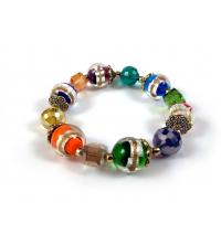 TOPAZE: Bracelet Multicolore