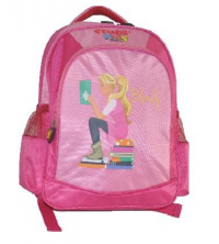 Gemus: Sac à dos GEMUS 103 Kid's World Blondy Rose 25X12X35CM - Spécial lycéen