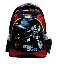 Gemus: Sac à dos GEMUS 103 Kid's World Gemus Space BLEU / ROUGE 25X12X35CM - Spécial lycéen