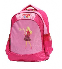 Gemus: Sac à dos GEMUS 103 Kid's World Gemus Space ROSE 30X14X40CM - Spécial lycéen