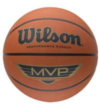 WILSON: WILSON MVP BROWN SZ5 BBALL