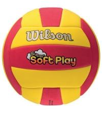 WILSON: WILSON SUPER SOFT PLAY VOLLEYBALL RDYE