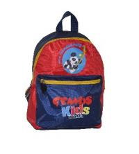 Un Cartable Spécial kids pour votre enfants de GEMUS Kid's World PANDA ROUGE / BLEU