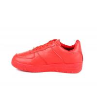 W.S SHOES: Basket Femme Rouge