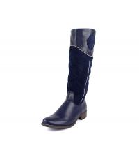 Miro Shoes: Bottes Bleu