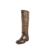 Miro Shoes: Bottes Femmes Marron