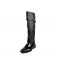 Miro Shoes: Bottes Femmes Noir