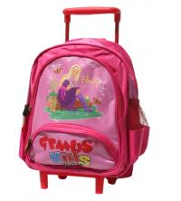 Sac Chariot GEMUS Kids World Rose - BLONDY T30