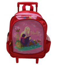 Gemus: Sac Chariot GEMUS Kids World Rouge - BLONDY T30