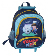 Sac Chariot GEMUS Kids World Bleu - BLONDY T30