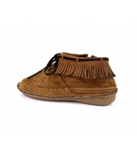 Super Mode: Bottines Camel