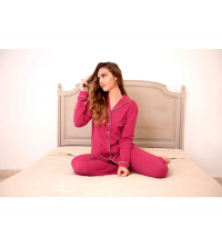 SECRET INTIME: Ensemble pyjama 2 pièces