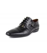 Pied de star: Chaussure Classique Noir