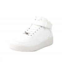 W.S SHOES: Basket femme Blanc