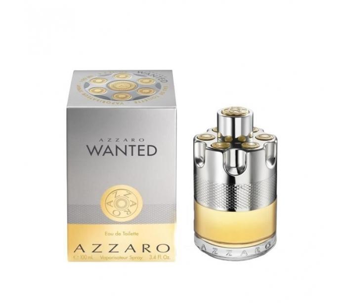 Azzaro Wanted Eau De Toilette 100ml Vongotn