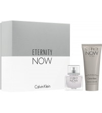 Coffret Eau de parfum Eternity Now men