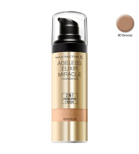 FOND DE TEINT AGELESS ELIXIR 2 IN 1 FOUNDATION AND SERUM