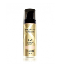 FOND DE TEINT AGELESS ELIXIR 2 IN 1 FOUNDATION AND SERUM 30 PORCELAIN
