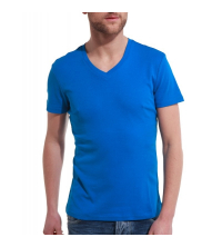 T-shirt Homme bleu royal