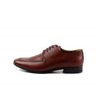 SEVIL: Chaussures à lacets Cognac HS710B-COGNAC Sevil