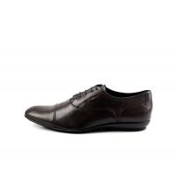 Sergio Martinelli: Chaussures à lacets Marron 1650-M Sergio Martinelli