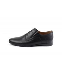 PARADOX: Chaussures à lacets Noir 707-N Paradox