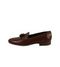 Chaussures de ville Cognac 12802-M Toscani