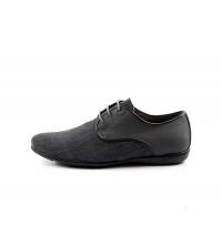 Chaussures à lacets Gris 700-G Famoso