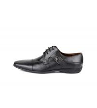 Chaussures à lacets Noir 2002-N Pied de Star