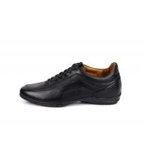 PARADOX: Chaussures à lacets sport-chic Noir 1201-N Paradox