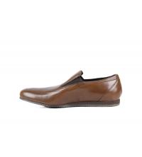 Chaussures de ville Marron 250-FRANCOIS-VEGETAL-MARRON Toscani