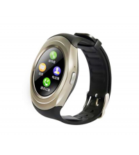 SMART WATCH NOIR