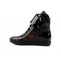 Basket Noir 3298-E223