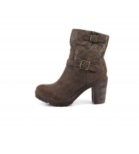 FIERRO MILANO: Bottines KAKI 14413-A02-K
