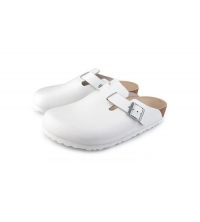 BIRKENSTOCK BOSTON NL BLANC