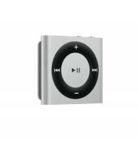 APPLE iPod shuffle 2GB Silver MD778NF-A