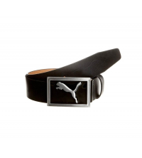 PUMA ENAMEL BELT WIDE